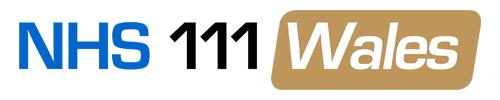 NHS 111 Wales Logo
